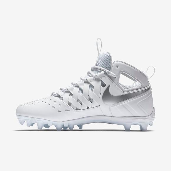110b4a0e1f3fb Nike Huarache V lax men s lacrosse cleats